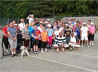 Tennis à Coulombs-en-valois