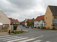 Centre de Coulombs-en-Valois