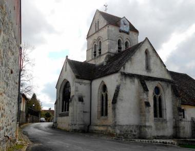 Eglise de Vaux